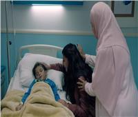 فيديو| دينا الشربيني مع ابنها للمرة الأولى في «لعبة النسيان»