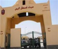 منفذ قسطل بأسوان يستقبل 180 مصريا عائدين من السودان