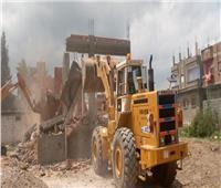 إزالة 99.5 % من حالات التعدي والبناء المخالف بدمياط