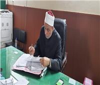 جابر طايع يؤكد استمرار غلق المساجد وتعليق صلاة الجُمع والجماعات