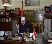 وزير الأوقاف ناعيَا شهداء بئر العبد: يد الخسة والغدر لن تنال من عزيمة الأبطال