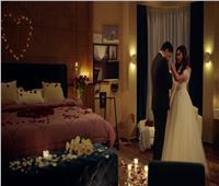 الحلقة 7 من «لعبة النسيان».. دينا الشربيني بفستان الزفاف