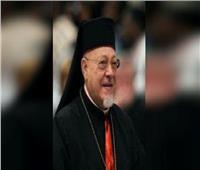 الكنيسة الكاثوليكية تهنئ الأنبا انطونيوس بعيد تنصيبه