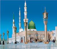 بث مباشر| شعائر صلاة الجمعة من المسجد النبوي بالمدينة المنورة