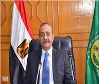 محافظ الإسماعيلية ينعى شهداء حادث بئر العبد الإرهابي