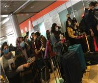 عودة 328 مصريا من العالقين بأوكرانيا لأرض الوطن