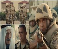 الحلقة 8 من «الاختيار»  أبناء سيناء على خط النار مع قواتنا المسلحة.. والقبض على أسرة «عشماوي»