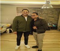 بيومي فؤاد وأحمد فهمي وأكرم حسني يجتمعون في أغنية للملحن مصطفى العسال