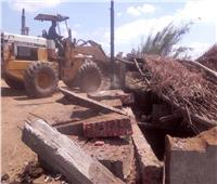 «الري»: إزالة ٢٧٣ ألف تعد على النيل والترع والمصارف