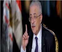 طارق شوقي: هناك إصرار لدى الدولة على إعطاء التعليم لمن يستحق