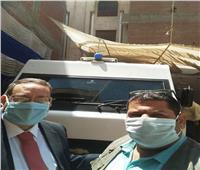 بنك مصر يرسل ماكينات سحب لصرف مرتبات نهطاي