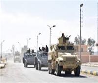 القوات المسلحة: مقتل 126 فرداً تكفيرياً وتدمير 228 مخبأ تستخدمها العناصر الإرهابية في سيناء