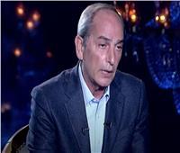 فيديو| هشام سليم: والدي قال عن الخطيب بإنه رجل غير واضح