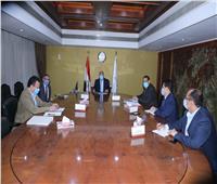 «الوزير» يتابع مستجدات مشروع البنية المعلوماتية لنهر النيل