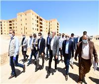 الجزار: الانتهاء من تنفيذ 10075 وحدة بـ«الإسكان الاجتماعي» في بورسعيد