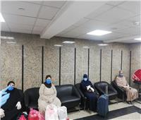 خروج 7  حالات «كورونا» جديدة من مستشفى «قها» بالقليوبية