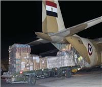 جسر جوي ينقل كميات ضخمة من المساعدات الطبية من مصر للأشقاء فى السودان
