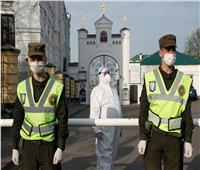 ارتفاع الإصابات بفيروس كورونا في أوكرانيا إلى 12697