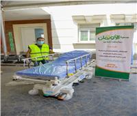 الأورمان تجهز قسم طوارئ كورونا بحميات العباسية بتكلفة 4 ملايين جنيه