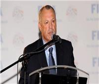 هاني أبوريدة يوضح رأيه في استئناف الدوري المصري