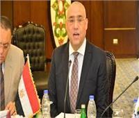 وزير الإسكان يقوم بجولة تفقدية في مدينة القاهرة الجديدة