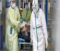 أوكرانيا تسجل 487 حالة إصابة جديدة بفيروس كورونا ليصل الإجمالي إلى 13184