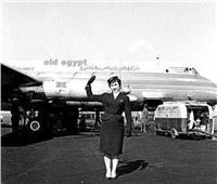 بعيدها الـ88| قبل الكمامة.. شاهد 74 عاماً من أزياء «ضيافة مصر للطيران»