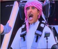 عبد الله بالخير يتصدر «تويتر».. ومغردون: «دمه خفيف»