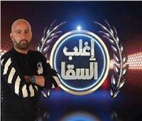 فيديو| سقوط أحمد السقا.. واستدعاء فريقه الطبي