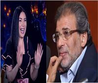 فيديو| عبير صبري: خالد يوسف «عمره ما كان صاحبي.. ومشوفتش فيديوهاته»