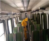 صور  السكك الحديدية: استمرار الإجراءات الوقائية لمواجهة فيروس كورونا