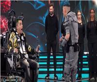 فيديو| حسن شاكوش يمتص غضب رامز جلال بأغنية خاصة على الهواء