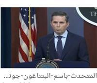 وزير الدفاع الامريكي يشيد بالدعم المصريلمواجهة كورونا