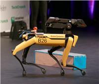 «SPOT».. روبوت يحارب كورونا ويدعم ضحاياه بسنغافورة