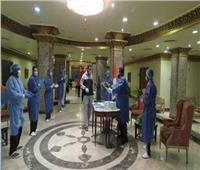 رئيس مدينة سفاجا: تطهير وتعقيم منازل الحالات الإيجابية وتنفيذ خطوات العزل للمخالطين