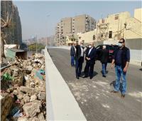 مصر في زمن كورونا  محور «روكسي رمسيس» شريان ربط العاصمة الإدارية بالقاهرة