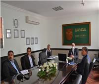 قرارات جديدة من مجلس جامعة الإسكندرية بخصوص الطلاب الباقون للإعادة