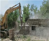 محافظة القاهرة: إزالة اسطبلات الخيول بجوار نادي الشمس