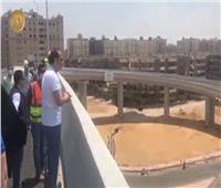 فيديو| الرئيس السيسي يتفقد بعض المشروعات القومية بالقاهرة