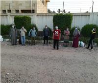 خروج 75 مصابا بكورونا من الحجر الصحي بالمدينة الجامعية بسبرباي