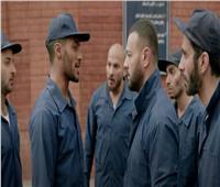 شاهد| خناقة محمد رمضان داخل السجن