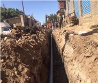 مياه أسيوط: استمرار أعمال الإحلال والتجديد بتكلفة اجمالية ٢٦٥ مليون