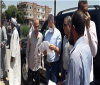 تنفيذ 26 حالة إزالة خلال يوم واحد بمراكز وأحياء أسيوط