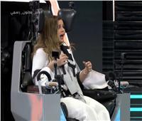 فيديو| منة عرفة: «أنا عاملة عملية وهموت».. ورامز جلال: «يا خسارة تربيتك يا أحمد يا حلمي»