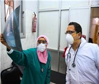 فيديو  رئيس اللجنة العلمية لكورونا: 7 عائلات كاملة من الفيوم مصابة بالفيروس
