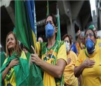الصحة البرازيلية: 5632 إصابة جديدة بفيروس كورونا و396 حالة وفاة