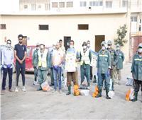 مبادرة للحفاظ على سلامة العمال بشمال سيناء