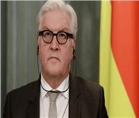 الرئيس الألماني يشيد بقطاع الصحة في مجابهة كورونا