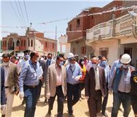 محافظ البحيرة: رصد 100 مليون جنيه لتطوير 8 قرى بمبادرة حياة كريمة
