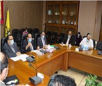 «شوشة» يطالب بسرعة الانتهاء من مشروعات الخطة الاستثمارية بسيناء